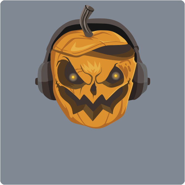 Kevin Martin - Halloween clock